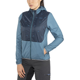 Maloja TinaM. Hybrid Primaloft Bike Jacket Women blueberry